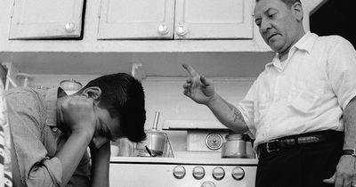 Die erste Lektion eines Vaters an seinen Sohn