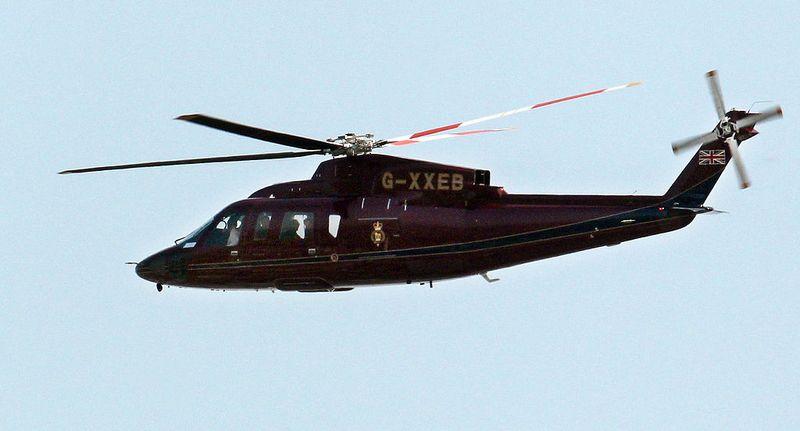 Helikopter-Pilot dreht völlig durch