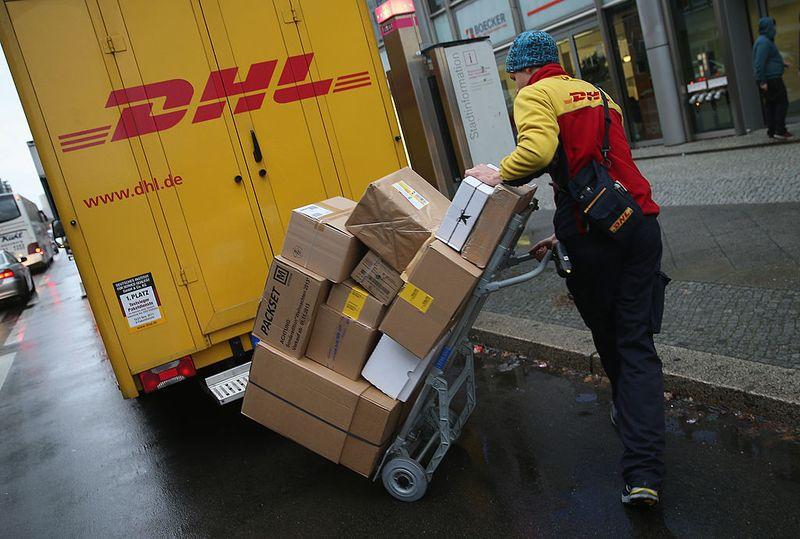 Trojan Mailing – DHL wird frech
