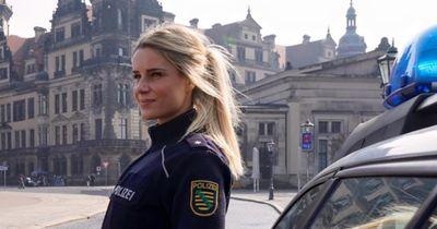 Deutsche Polizistin sorgt mit ihren heißen Bildern für Aufsehen!