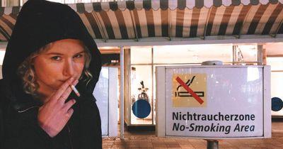 Rauchverbot! Hier soll Rauchen bald nicht mehr erlaubt sein!