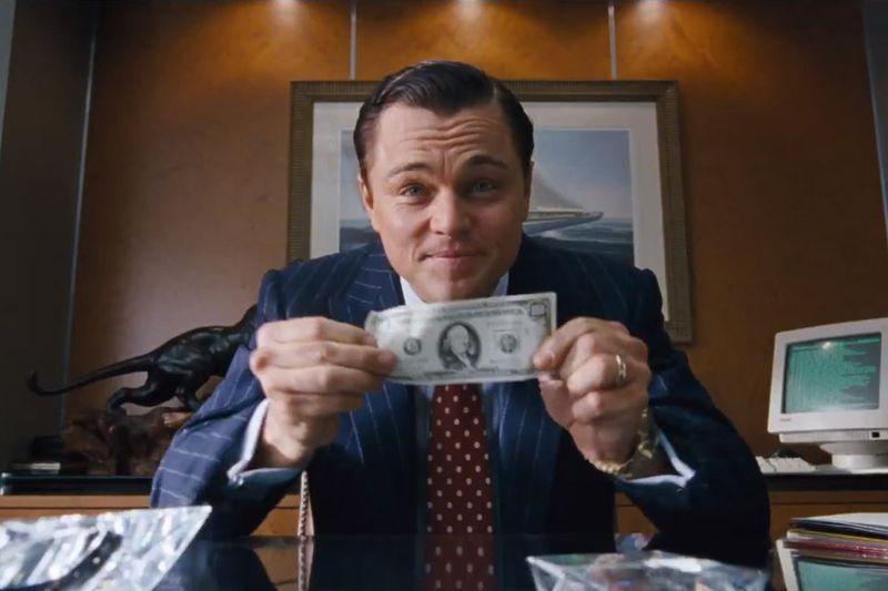 """Der """"Wolf of Wall Street"""" - Es war härter als im Film"""