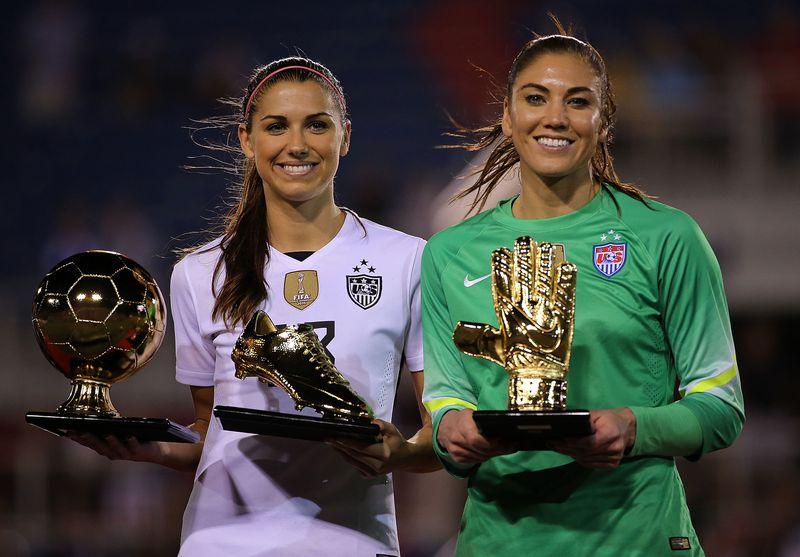 Victoria's Secret wählte: Das sind die schönsten Fußballspielerinnen!