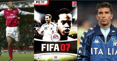 FIFA 07 - Eine Top-Elf der besten Spieler!