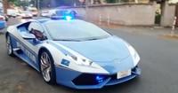 Polizei rüstet auf: Neuem Lamborghini entkommt keiner