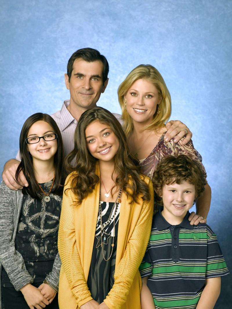 Modern Family ist eine beliebte Serie