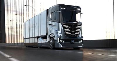 1000 PS und Monster-Tank: Erster Wasserstoff-LKW wird Wirklichkeit!