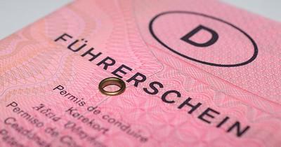 Für Führerscheine gilt jetzt eine Umtauschpflicht