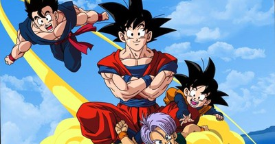 "Neun ""Dragon Ball Z""-Filme an bloß einem Tag"
