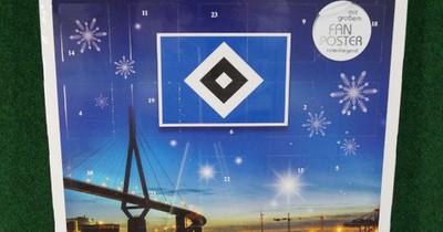 Auf dem Kalender steht HSV – drin ist der Rivale