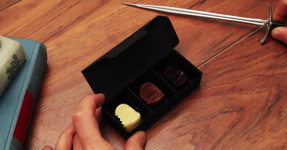 Schoko-Po: Firma produziert echte Anus-Pralinen