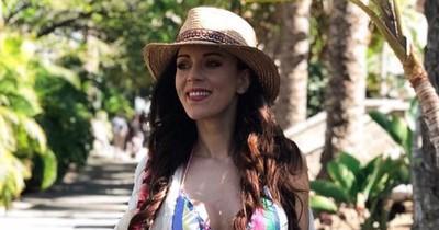 Jasmin Wagner: Sie zeigt sich im heißen Bikini