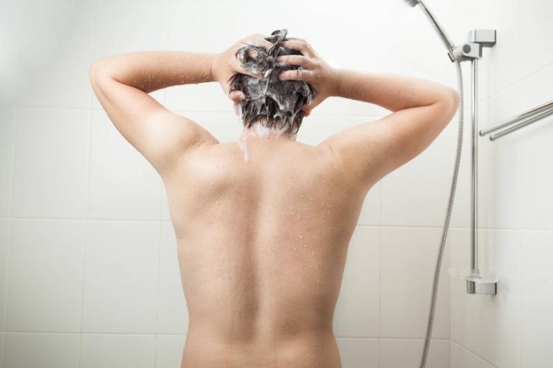 Hygiene ist auch für Männer wichtig.