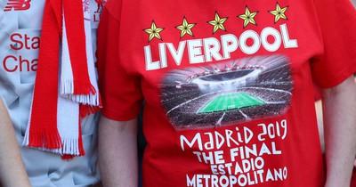 Beim Champions League-Finale kam es zu einer ungewöhnlichen Aktion eines Fans