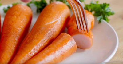 Fleisch, welches wie eine Karotte aussieht? Dieses Restaurant macht's möglich