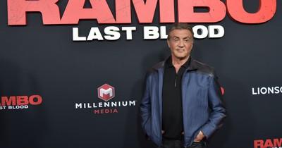 Sylvester Stallone: Wie hart trainierte er für den neuen Rambo?