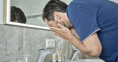 5 Fehler, die Männer bei der Gesichtspflege machen