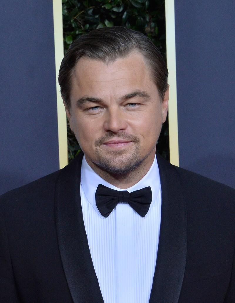 Leonardo Dicaprio hat den Comb Over Look perfektioniert.