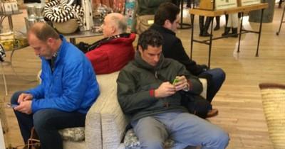 10 Männer, die mit ihrer Frau einkaufen gegangen sind und es bereuen