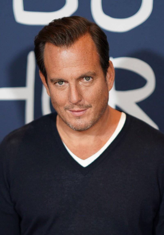 Männerfrisuren Trend aus Hollywood: Schauspieler Will Arndt trägt den Comb-Over