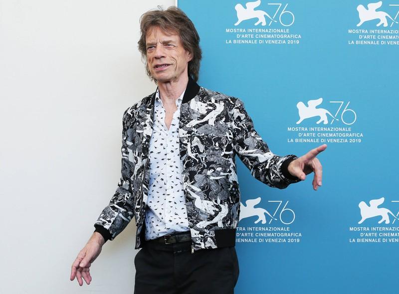 Mick Jagger als Inspiration für Frisur Trends 2020