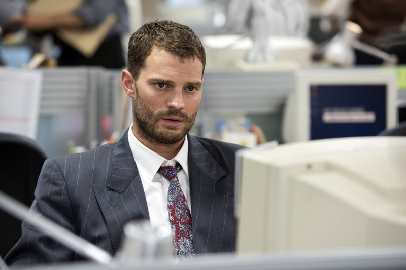 Jamie Dornan: MY DINNER WITH HERVE