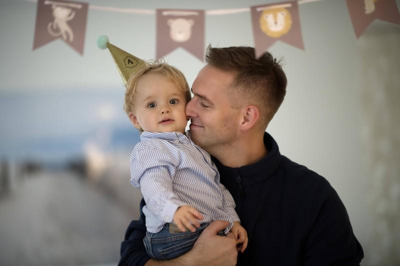 Ein Kind krempelt das Leben erstmal um, deshalb sollte man bereit sein, Vater zu werden.