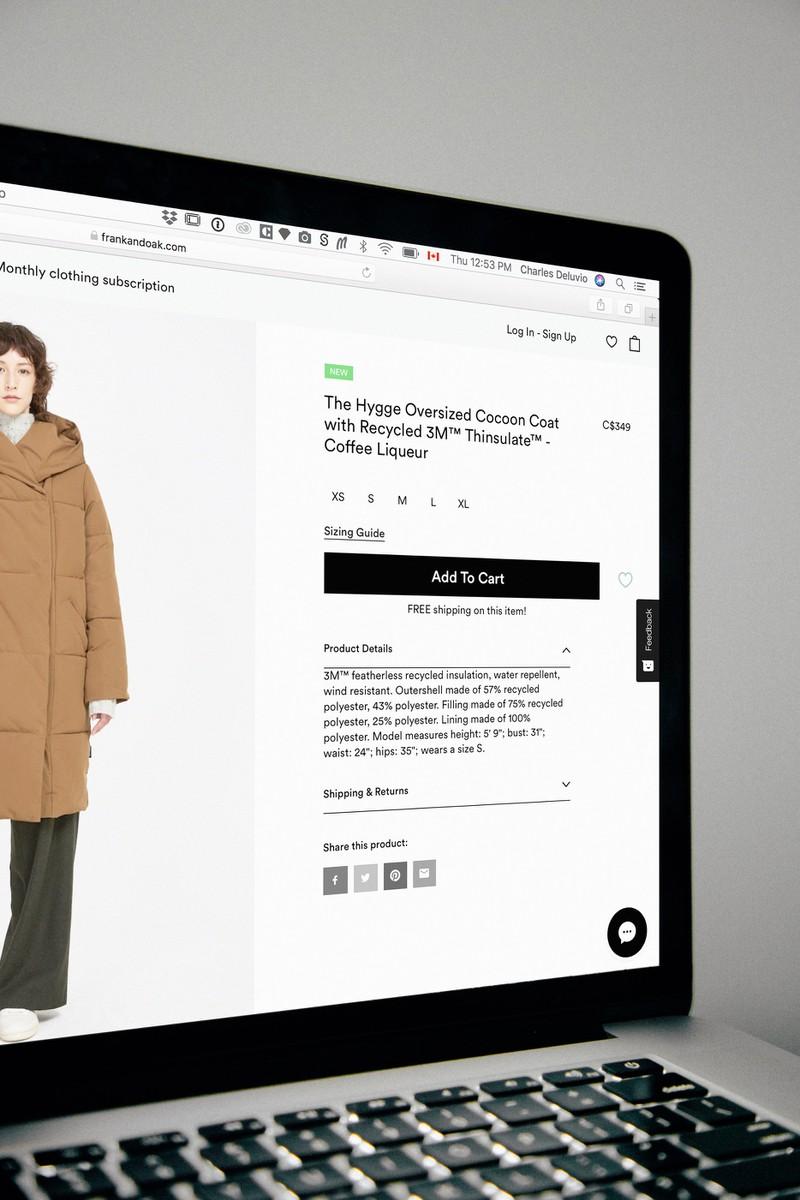 Ein Geheimnis von Frauen ist es dass sie online Sachen kaufen und es ihrem Freund nicht erzählen