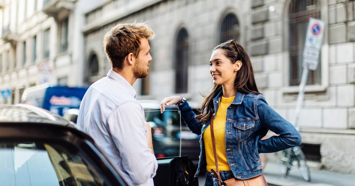 Erstes Date: 8 Dinge, auf die eine Frau achtet
