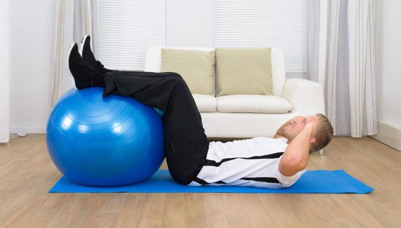 Es ist ein großer Fehler, wenn im Training Langeweile einsetzt, denn dann lässt man es bald und die Muskeln wachsen nicht weiter.