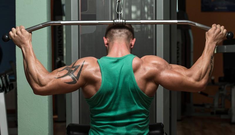 Wer beim Muskeltraining vergisst die Muskelkraft zu nutzen, wird kein Muskelwachstum verzeichnen können.