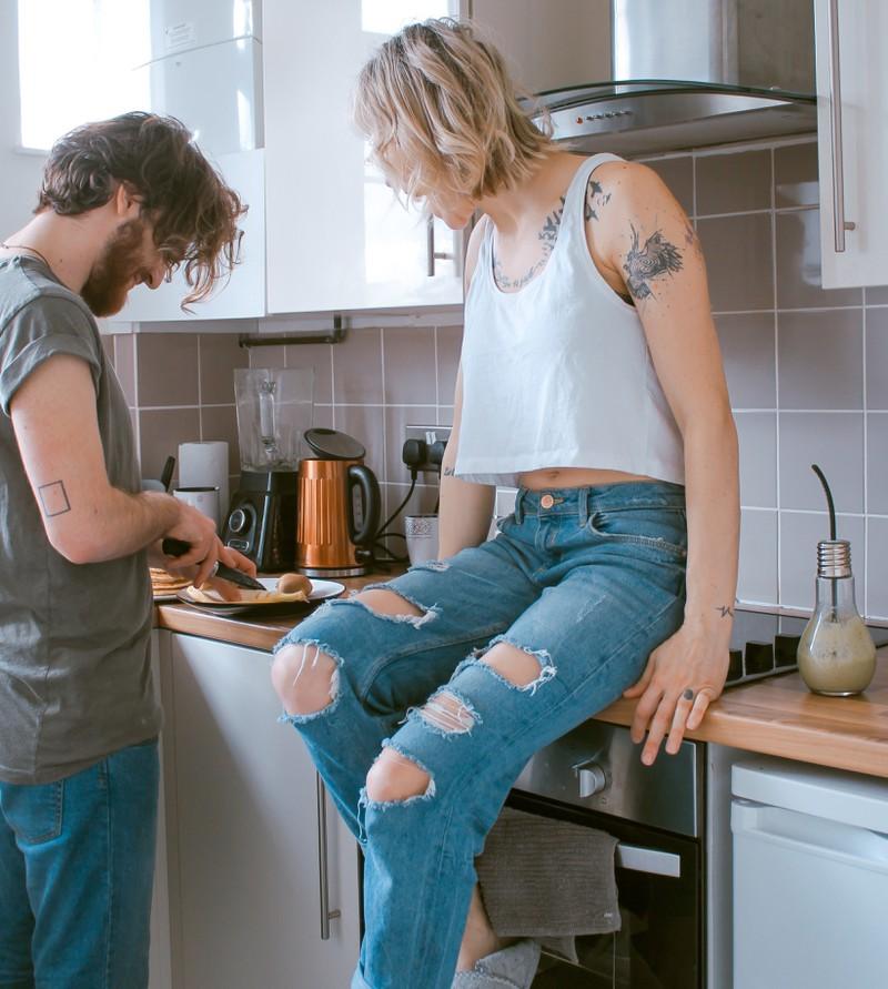 Manche Paare trennen sich nach der Verliebtheitsphase.