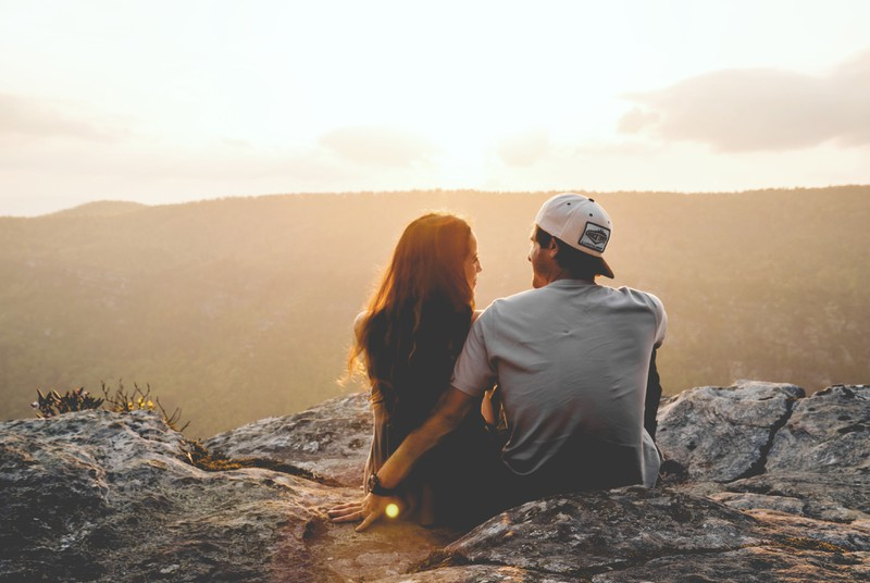 Manche Pärchen geben sich viel Mühe, um alle Phasen ihrer Beziehung perfekt zu meistern.