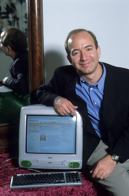 """""""Amazon""""-Gründer Jeff Bezos könnte bald noch reicher sein."""