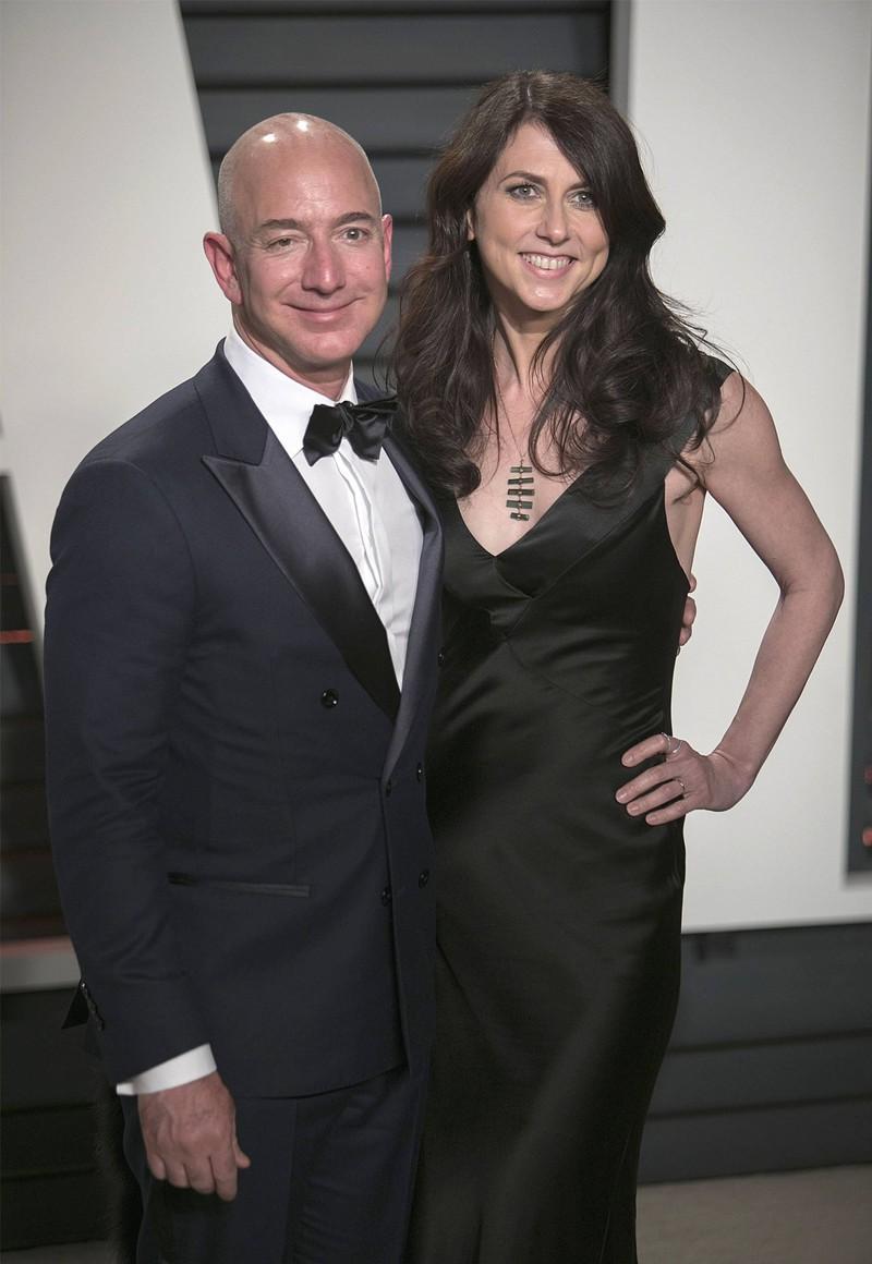Ehe-Aus bei Jeff Bezos und seiner Frau nach 25 Jahren Ehe.