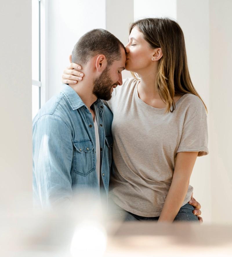 Frauen hassen es, wenn Männer nicht gut küssen können