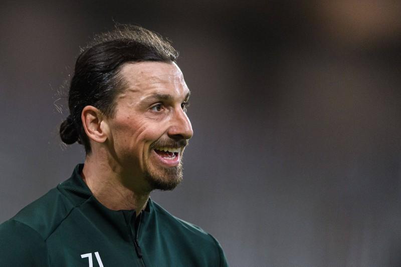"""Zlatan Ibrahimovic, der seiner Ehefrau nichts schenkt, weil sie ja schon """"Zlatan"""" hat"""