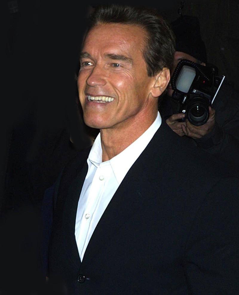 Am Anfang seiner Karriere sah Arnold Schwarzenegger natürlich etwas anders aus.
