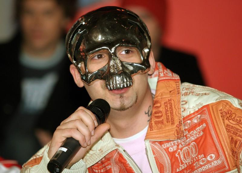 "Rapper Sido hat sich bei ""Rap am Mittwoch"" gebattelt."