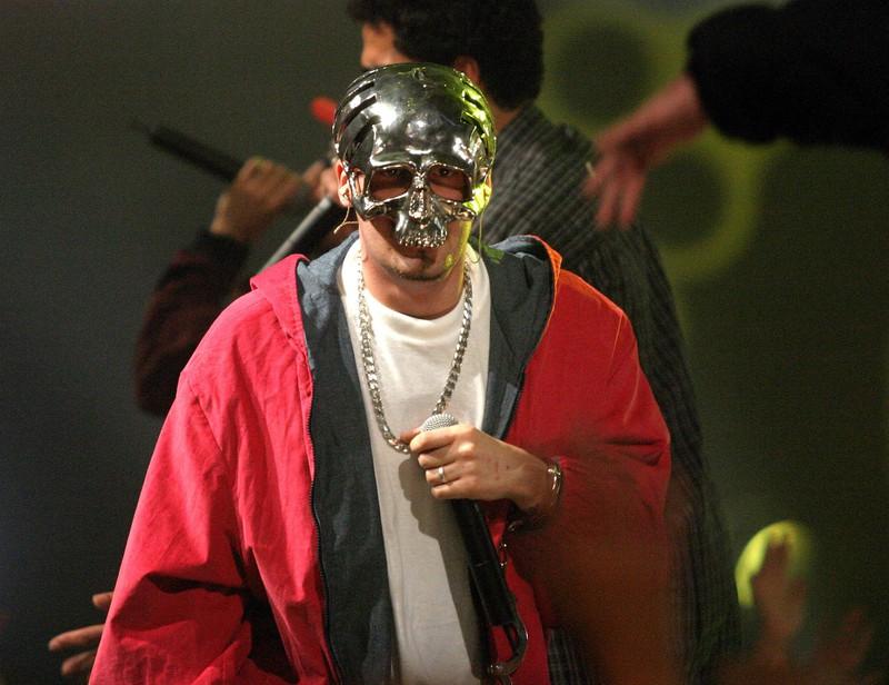 Rapper Sido war bei dem Rapbattle-Format mit dabei.