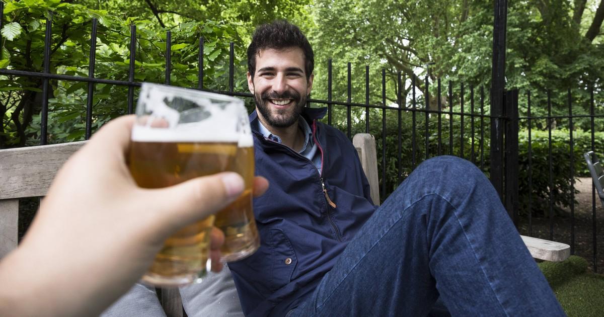 Studie: Für die Gesundheit sollten Männer zweimal die Woche ausgehen