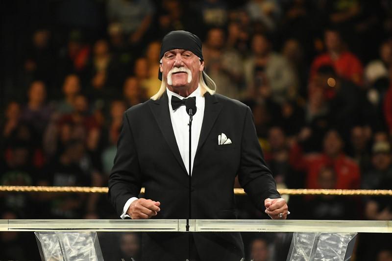 Hulk Hogan fiel in den letzten Jahren durch Skandale auf.