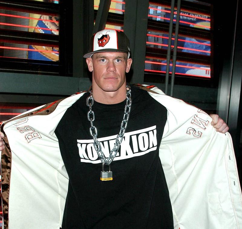 John Cena ist der Wrestling Star der 00er Jahre