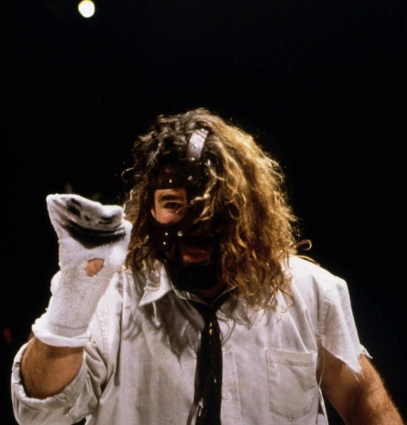 Mankind gehört mit zu den bekanntesten Wrestlern.