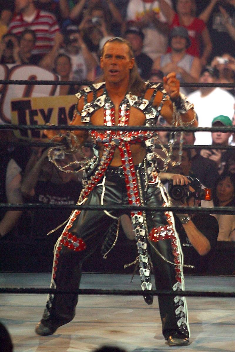 Shawn Michaels machte sich bei WWE viele Feinde.