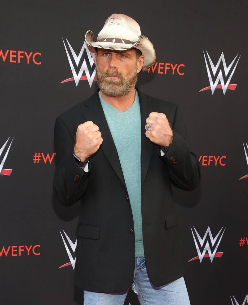 Shawn Michaels steht heute nicht mehr im Ring.