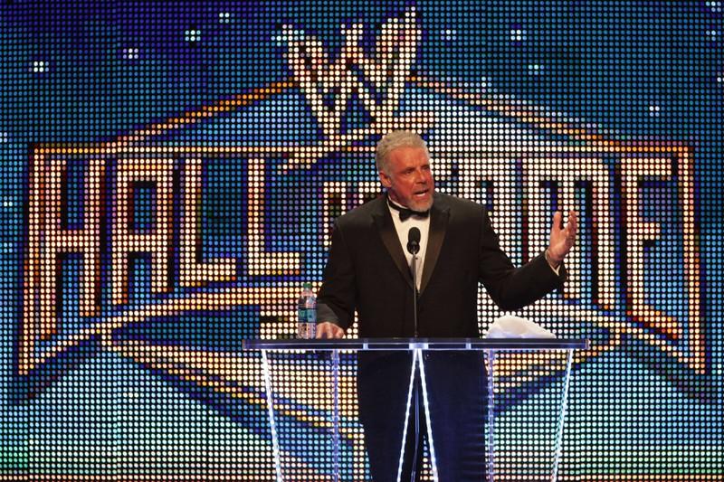 Zum Ende seines Lebens versöhnte er sich mit WWE.