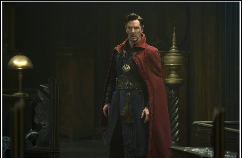 Doctor Strange ist der dritte Film des Tages am großen Marvel-Day