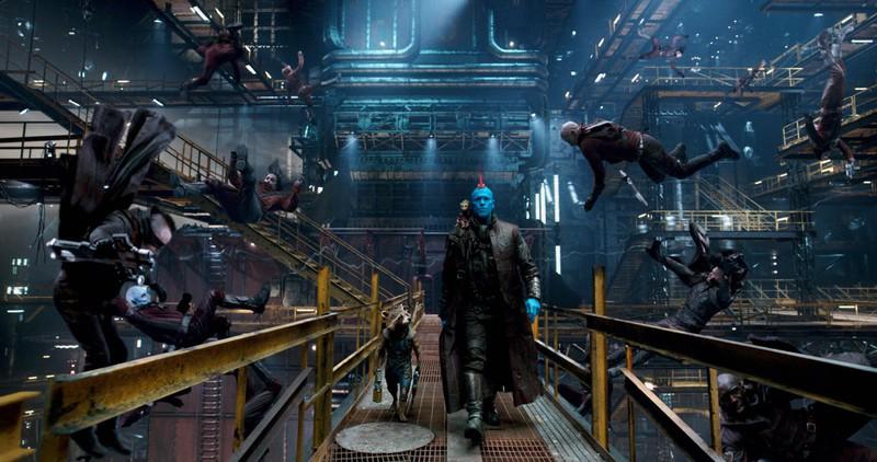 Guardians of the Galaxy Volume 2 ist einer der beliebtesten Filme aus dem Marvel-Universum und dieses Jahr bei dem Marvel-Day dabei