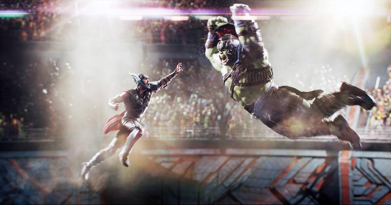 Thor: Ragnarok bzw. Thor: Tag der Entscheidung ist der dritte Film der Thor-Reihe und der fünfte am großen Marvel-Day